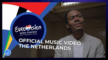 Jeangu Macrooy – Grow – The Netherlands 🇳🇱 – Official Music Video – Eurovision 2020