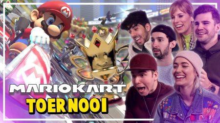 Dylan Haegens Gaming – Mario Kart Toernooi!