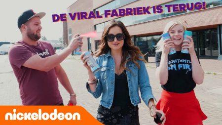 Nieuwe categorie De Viral Fabriek geplaats!