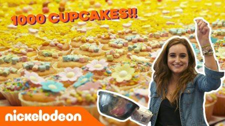 De Viral Fabriek – Jill en Demi Maken 1000 Cupcakes! 😍