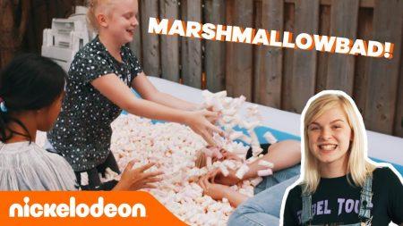 De Viral Fabriek – Zwemmen In Marshmallows Met Femke Meines! 😍