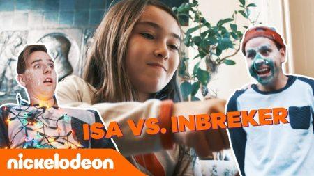 De Viral Fabriek – Isa Lokt Inbreker Mark In De Val ?