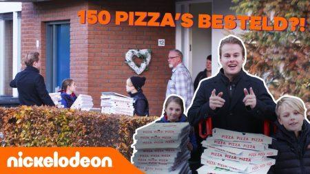 De Viral Fabriek – Pizza Prank Met Team Royalistiq ?