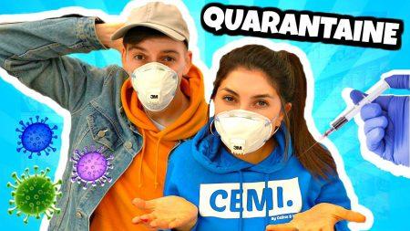Celine & Michiel – 10 Tips Tegen Het Coronavirus #117