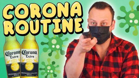 Team Dylan Haegens – Mijn Corona Routine – Routine met Rick