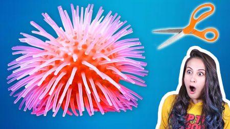 MeisjeDjamila – Mijn Hele Slijm Squishy Collectie Open Knippen!