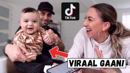 Familie Lakap – Proberen TikTok Famous te Worden Binnen 1 Dag! #386