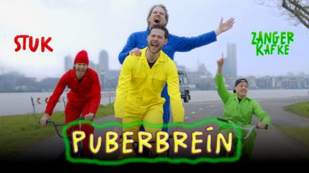 StukTV – Stuk x Zanger Kafke – Puberbrein