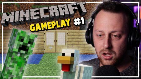 Dylan Haegens Gaming – Minecraft In Het Limburgs – Minecraft met Rick #1