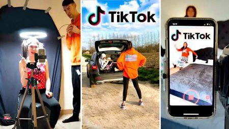 Celine & Michiel – TikTok Top 10 Tutorials Celine Dept #121