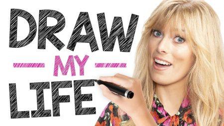 Team Dylan Haegens – Draw My Life – Marit Brugman