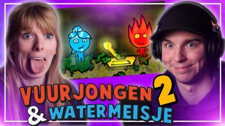 Dylan Haegens Gaming – Vuurjongen En Watermeisje – Deel 2