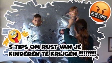 De Bakkertjes – 5 Tips Om eindelijk Rust Te Krijgen Van Je Kinderen!! #360