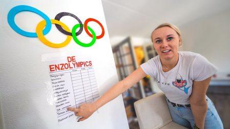Enzo Knol – Strijden Om De Titel In De Enzolympics!! 🏆 #2420