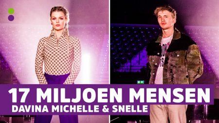 Davina Michelle & Snelle – 17 Miljoen Mensen