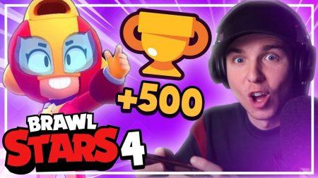 Dylan Haegens Gaming – Van 0 Naar 500 Cups Binnen 1 Uur! – Brawl Stars #4