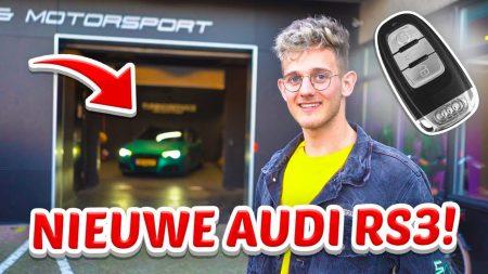 Enzo Knol – Mijn Beste Vriend Verrassen Met Zijn Droom Auto!