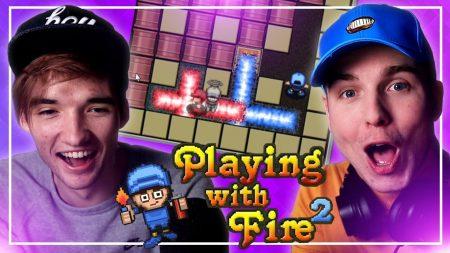 Dylan Haegens Gaming – Bomberman! – Met Gio