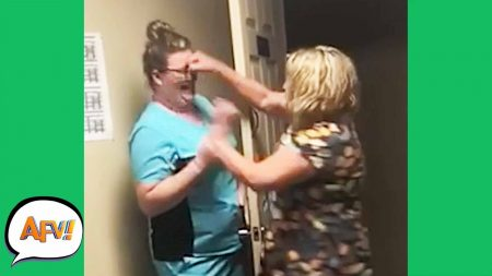 AFV 2020 – Reasons Not To Scare Your Coworkers! (She's Fine) 😱😂 – Funny Pranks