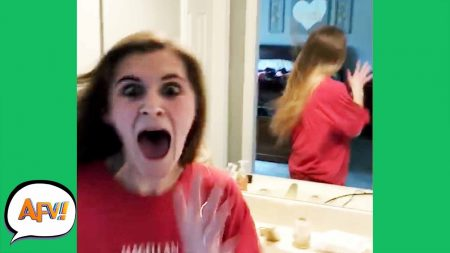 AFV 2020 – Talk About Scream Queen! 😂 – Funny Fails
