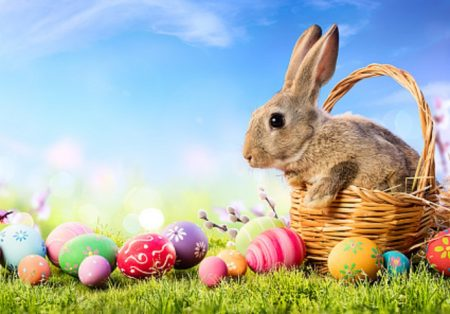 Nog even snel wat Pasen kleurplaten geplaatst!