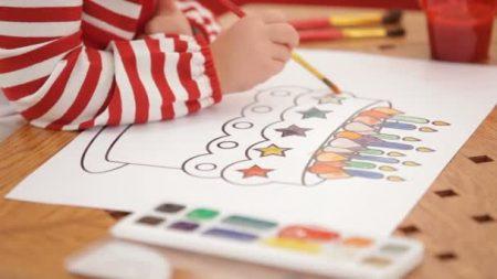 Nieuw: Kleurplaten op Kinderfilmpjes !!