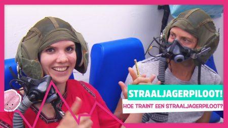 Topdoks – Rachel En Elbert Als Straaljager Piloten – Topdoks Extra