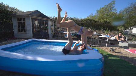 Enzo Knol – Super Veel Lol Met Dit Zwembad! 😂💦 #2448