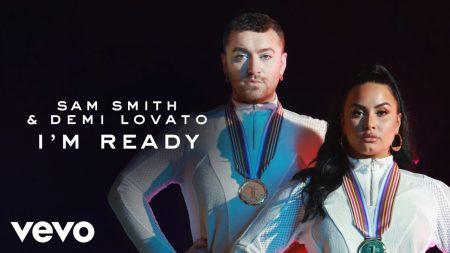 Sam Smith with Demi Lovato – I'm Ready
