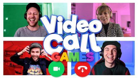 Team Dylan Haegens – Videocall Games!