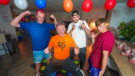Enzo Knol – De Enzolympics 4.0 Koningsdag Editie! 👑🧡 #2450