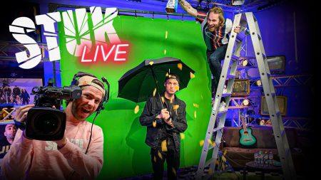 StukTV – StukTV LIVE #2 – Wij gaan STUK voor Jou!