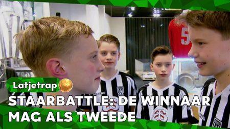 Zappsport – Als We Maar Boven Twente Komen – Latjetrap Heracles