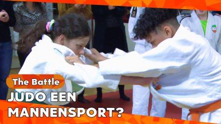 Zappsport – Wie Ligt Er Het Eerst Op De Mat?! – Battle Judo Met Juul Franssen & Noel Van 'T End