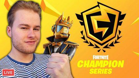 Royalistiq – Live Wins Grinden In Champion Division! – Royalistiq Fortnite Arena Livestream