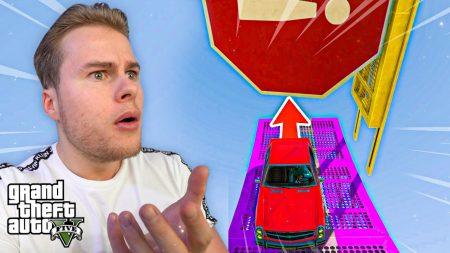 Royalistiq – Opdracht: De Volledige Race Achteruit Rijden! 😲 – GTA 5 Online Jobs
