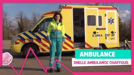 Topdoks – Rachel Als Ambulance Chauffeur – Topdoks Extra