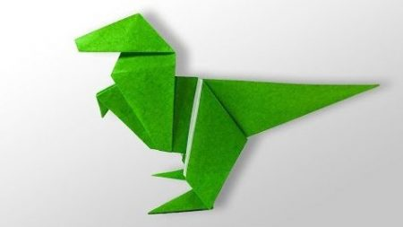 Origami – Dino
