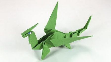 Origami – Draak