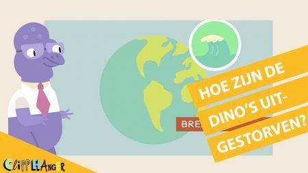 Clipphanger – Hoe Zijn De Dino's Uitgestorven?