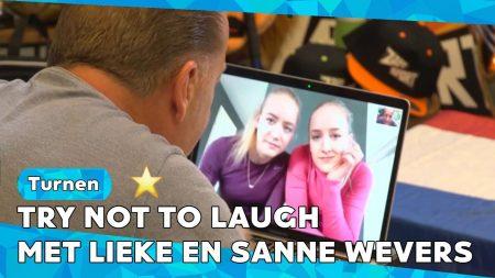 Zappsport – Hoe Is Het Met: Thuis Bij Sanne En Lieke Wevers – Turnen