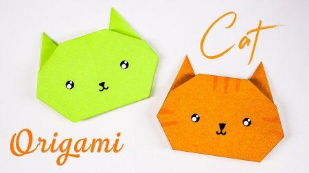 Origami – Kat