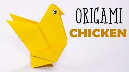 Origami – Kip