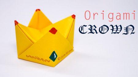 Origami – Kroon