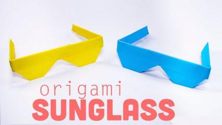 Origami – Zonnebril