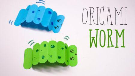 Origami – Worm