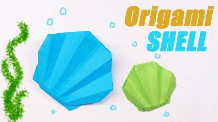 Origami – Schelp