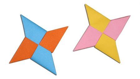 Origami – Ninja Ster