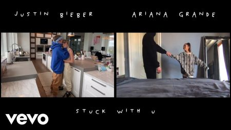 Ariana Grande & Justin Bieber – Stuck with U