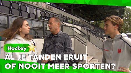 Zappsport – Neemt Eva De Goede Revanche Op Jorrit Croon? – Hockey
